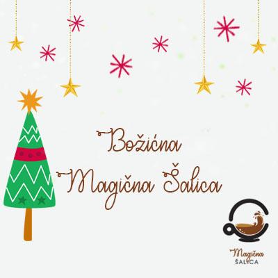 Božićna Magična Šalica