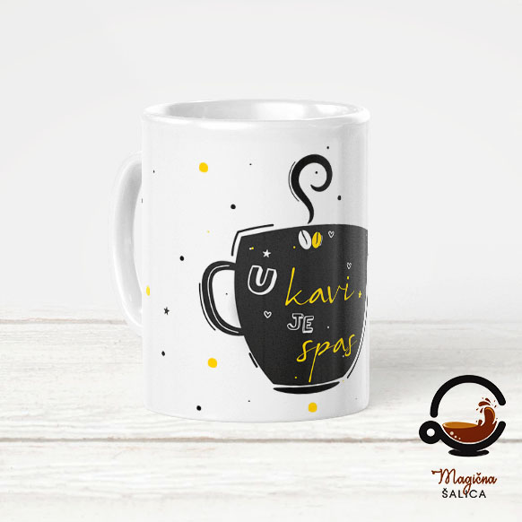 Šalica za ljubitelje kave