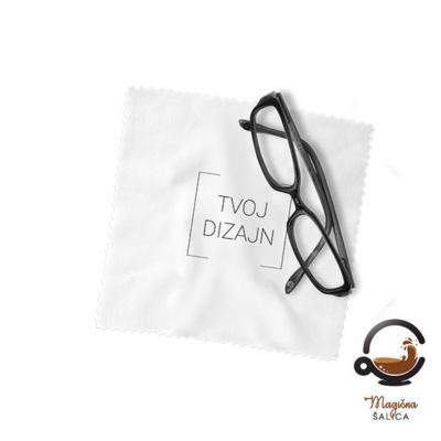 Personalizirana krpica za naočale