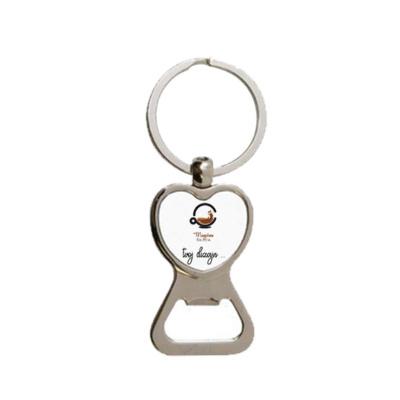 Privjesak za ključeve s otvaračem za boce